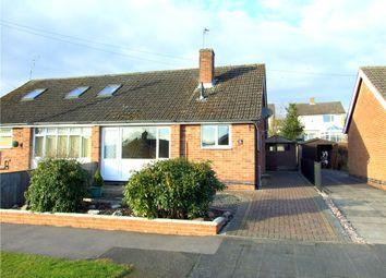 Thumbnail 2 bedroom semi-detached bungalow for sale in St. Agnes Avenue, Allestree, Derby
