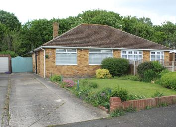 Thumbnail 2 bed semi-detached bungalow for sale in Snowdon Gardens, Churchdown, Gloucester