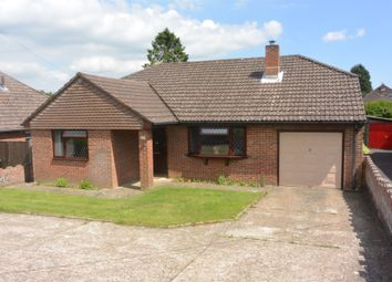 Thumbnail 3 bed detached bungalow for sale in Bursledon Road, Hedge End, Southampton