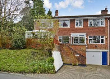Thumbnail 4 bedroom semi-detached house for sale in Dunnings Road, East Grinstead
