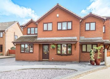 Thumbnail 5 bed detached house for sale in Bembridge Close, Widnes