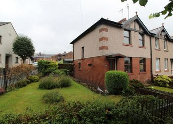 Thumbnail 2 bed semi-detached house for sale in 4 Neville Avenue, Penrith, Cumbria