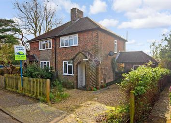 Brookview, Coldwaltham, West Sussex RH20. 2 bed semi-detached house for sale