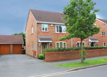 Rumbush Lane, Shirley, Solihull, West Midlands B90. 3 bed semi-detached house