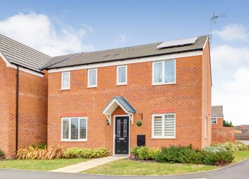 3 bed detached house for sale in Buttercream Drive, Peterborough PE2