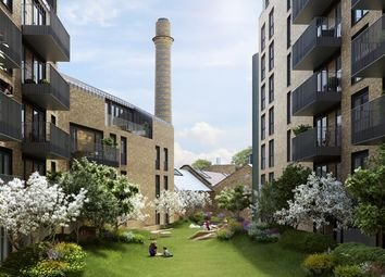 Thumbnail 2 bed flat for sale in The Ram Quarter, Oakhill Road, London
