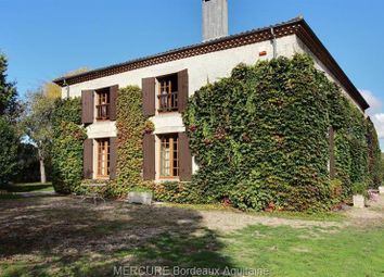 Thumbnail 4 bed property for sale in Bazas, Aquitaine, 33430, France