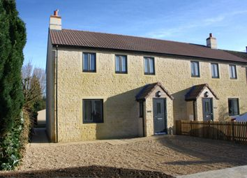 Thumbnail 3 bed semi-detached house for sale in Back Street, Hawkesbury Upton