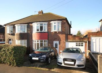 Thumbnail 3 bed semi-detached house for sale in Norton Park Avenue, Sheffield, South Yorkshire