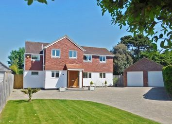 Thumbnail 4 bed detached house for sale in Monks Way, Stubbington, Fareham