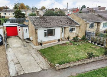 Thumbnail 2 bed semi-detached bungalow for sale in Northwick Road, Ketton, Stamford