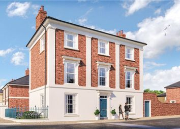 Thumbnail 4 bed detached house for sale in Coade Street, Poundbury, Dorchester