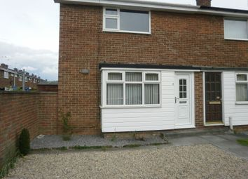 Thumbnail 2 bed terraced house to rent in Lilburne Crescent, Aycliffe, Newton Aycliffe