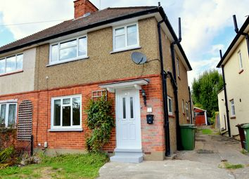 Thumbnail 3 bed town house to rent in The Crescent, Epsom