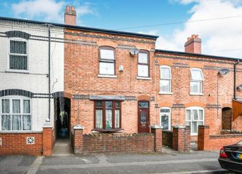 Thumbnail 3 bed terraced house for sale in Rowley Street, Walsall, West Midlands