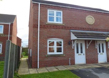 Thumbnail 2 bed semi-detached house for sale in Arnhem Close, Lincoln