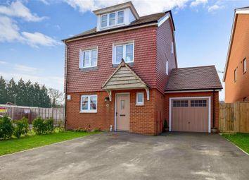 Thumbnail 4 bed detached house for sale in Headley Close, Tonbridge, Kent