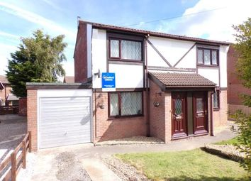 Thumbnail 2 bed semi-detached house for sale in Fron Uchaf, Colwyn Heights, Colwyn Bay, Conwy