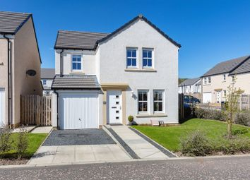 Thumbnail 4 bed detached house for sale in Kingfisher Grove, Galashiels