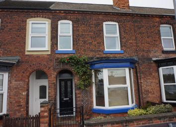 Thumbnail 3 bed terraced house for sale in Station Rd, Retford