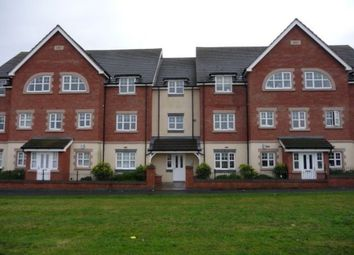 Thumbnail 2 bed flat for sale in Oak Drive, Mile Oak, Tamworth.