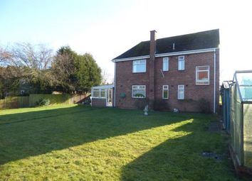 Thumbnail 3 bed detached house for sale in Lancaster Green, Hemswell Cliff, Gainsborough, .