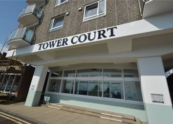 Thumbnail 3 bed flat for sale in Tower Court, Westcliff Parade, Westcliff-On-Sea, Essex