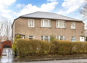 Thumbnail 3 bed flat for sale in Menock Road, Kings Park, Glasgow