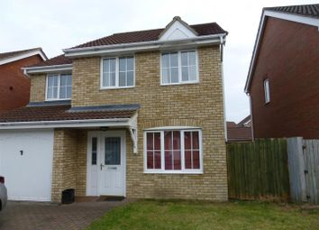 Thumbnail 4 bed property to rent in Tizzick Close, Norwich