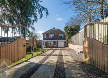 Thumbnail 3 bed detached house for sale in New Road, Royal Wootton Bassett