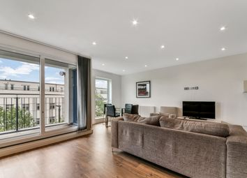 Thumbnail 2 bed flat to rent in Abbey Court, Wimbledon, London