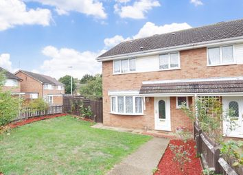 Thumbnail 3 bed end terrace house for sale in Burghley Close, Stevenage