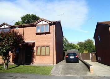 Thumbnail 2 bed semi-detached house for sale in Glas Coed, Summerhill, Wrexham