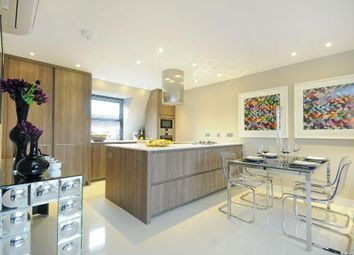 Thumbnail 4 bedroom flat to rent in Penthouse, Boydell Court, St. Johns Wood Park