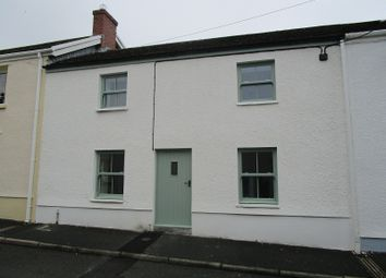 Thumbnail 3 bed cottage for sale in Pelican Street, Ystradgynlais, Swansea.