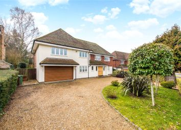 Thumbnail 6 bed detached house to rent in Fairway Close, Harpenden, Hertfordshire