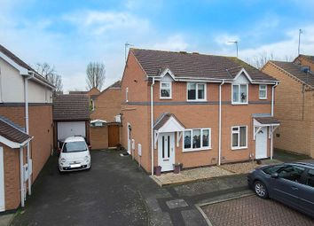 Thumbnail 2 bed semi-detached house for sale in Charnwood Road, Corby