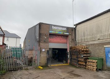 Thumbnail Light industrial to let in Dyfrig Road Industrial Estate, Ely, Cardiff