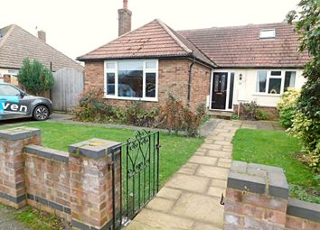 Thumbnail 4 bed bungalow for sale in Dellwood Avenue, Felixstowe