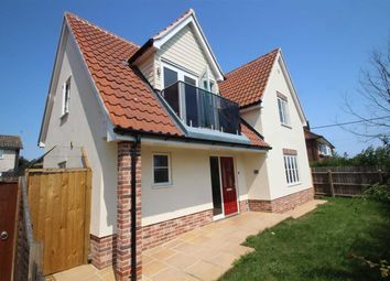 Thumbnail 3 bedroom detached house for sale in Lower Harlings, Shotley Gate, Ipswich
