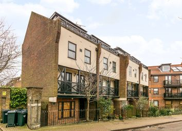 Thumbnail 4 bed property for sale in Mill Plat, Old Isleworth