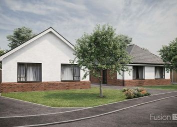 Thumbnail 3 bed detached bungalow for sale in Clydesdale Drive, Hemsby, Great Yarmouth