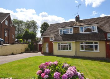 Thumbnail 3 bed semi-detached house for sale in Sutton Crescent, Barnet, Hertfordshire