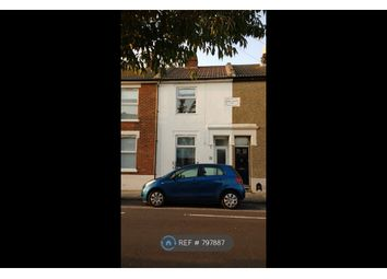 2 bed terraced house to rent in Tokar Street, Southsea, Portsmouth PO4