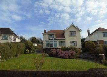 Thumbnail 4 bed detached house for sale in St Margarets Drive, Furnace, Llanelli