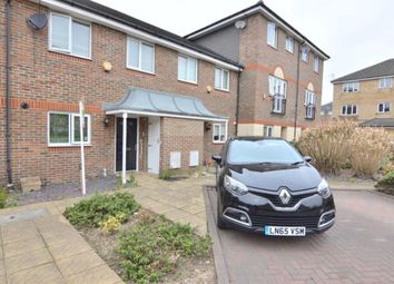 Thumbnail 3 bed end terrace house to rent in Quaries Park, London