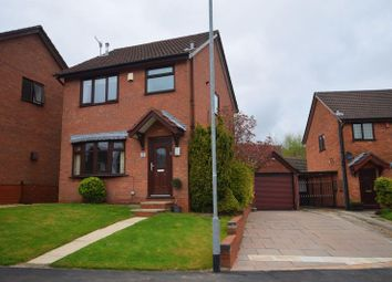 Thumbnail 3 bed detached house for sale in Chilgrove Close, Stoke-On-Trent