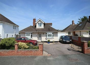 Thumbnail 4 bed detached bungalow for sale in Featherbed Lane, Exmouth