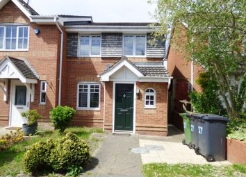 Thumbnail 3 bed semi-detached house for sale in Narrowboat Close, Coventry