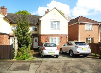 Thumbnail 4 bed semi-detached house for sale in Tower Crescent, Lincoln